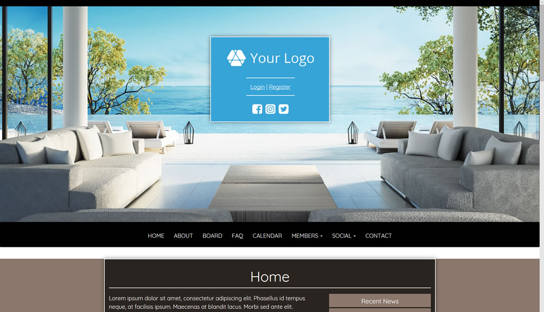 Vandyke Home Page