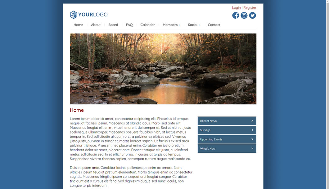 Metro Home Page